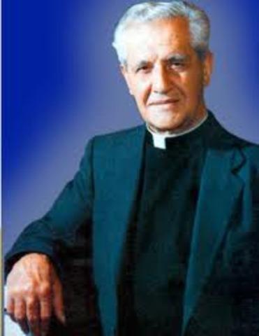 Padre Rafael Garcia Herreros