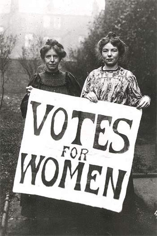 Woman are given the right to vote.