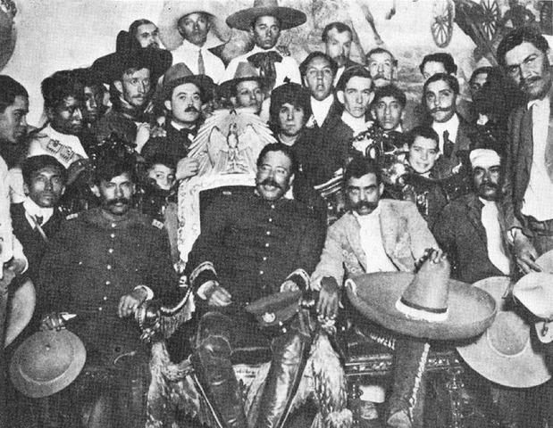 Pascual Orozco y Pancho Villa toman Ciudad Juárez