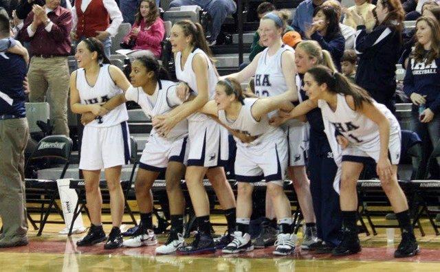 Ganamos el campeonato del baloncesto