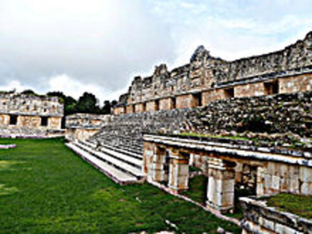 Mayan city of Copan  (Americas)