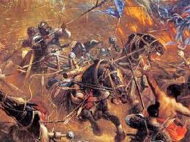 The An Lushan revolt