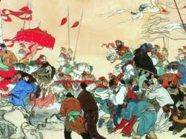 The Huang Chao Rebellion