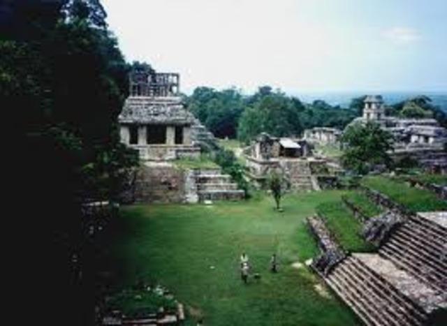 Palenque (Americas)