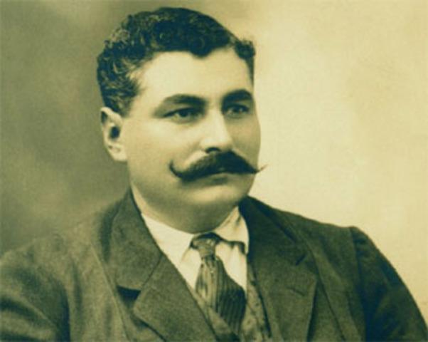 General Eulalio Gutiérrez.
