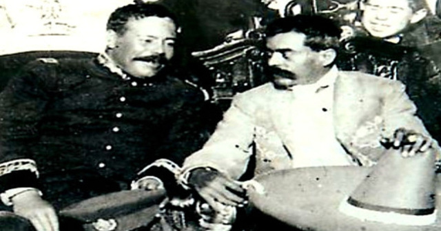 Villa y Zapata ocupan la ciudad de México
