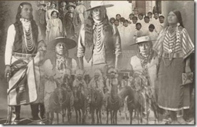 Among the Shoshone