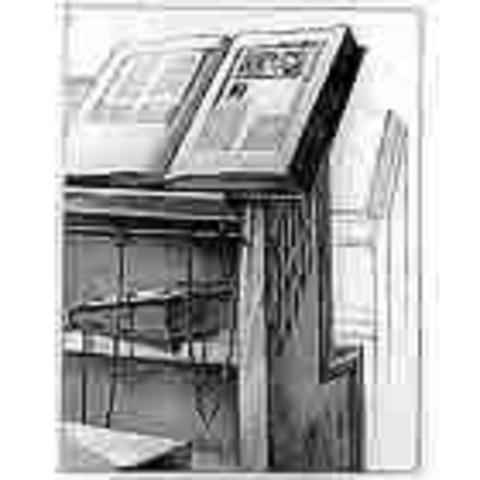 Переход от манускрипта к печатной книге