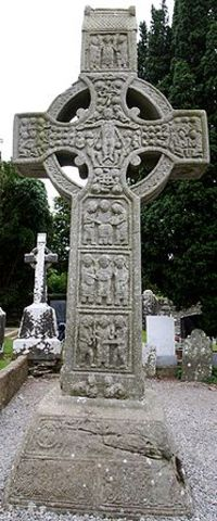 High cross of Muiredach