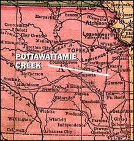 Pottawatomie Creek