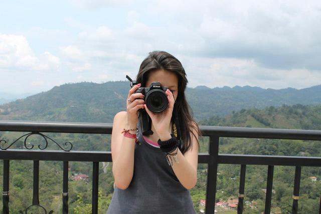 Viajando en el tiempo, hare un enfasis en fotografia