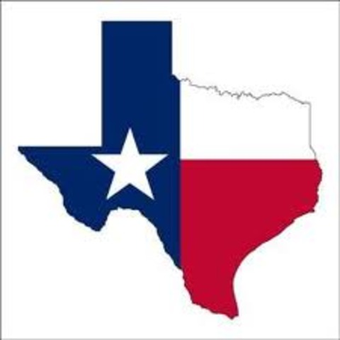 Texas Declares independance from Mexico
