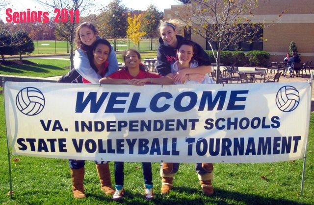 Mi equipo de voleibol ganó el campeonato