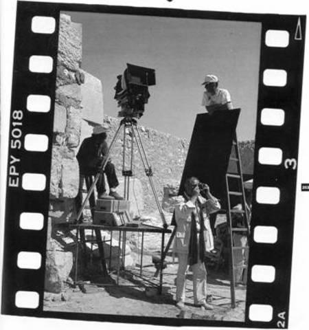 La fotografia como parte del cine