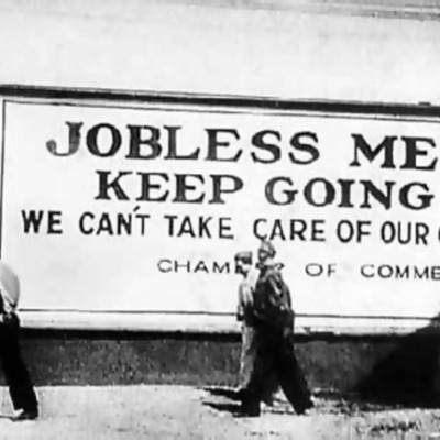 The Great Depression and New Deal 1920's-1941 timeline