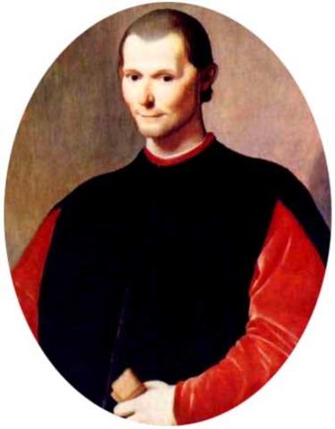 Nicolás Maquiavelo (1469- 1527)