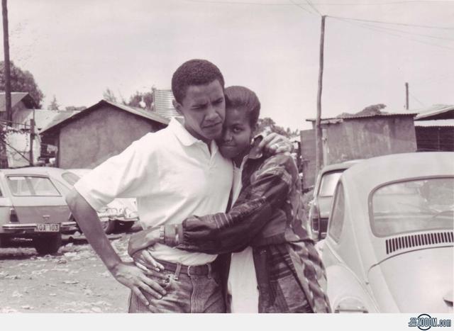 Michelle, sa femme