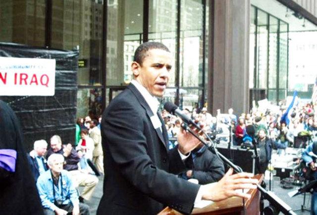 Obama se fait remarquer