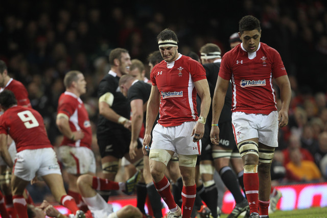 Wales thrashed at home by All Blacks