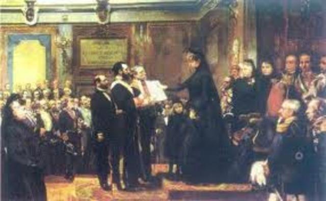Restauración de la Constitución Reformista