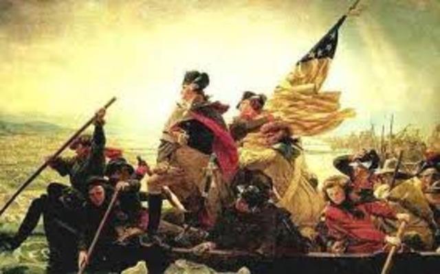 Beginning of the Revolutionary War