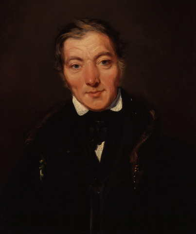 Robert Owen (1771 - 1858)