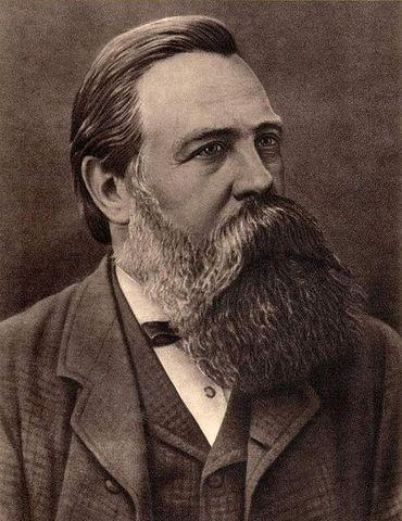 Friedrich Engels      (1820 - 1895)