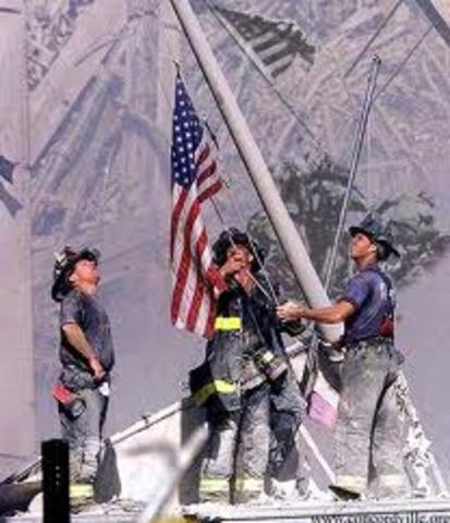 9-11 Terrorist Attack in NYC
