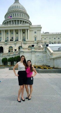 Trabajé en Capitol Hill