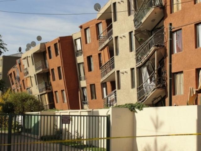 Chile: Santiago Earthquake