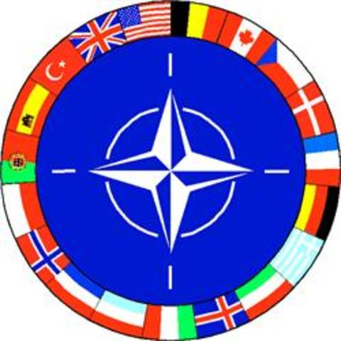 Creation of NATO