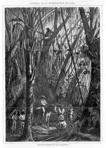 Guerra colonial en Cuba