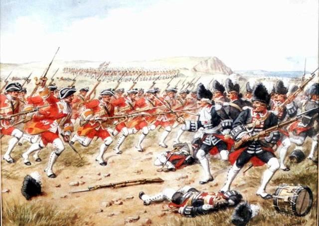 Battle at Quebec