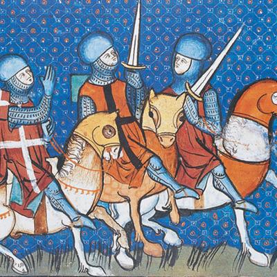 Literatura medieval - Daniel Ortín Polo timeline