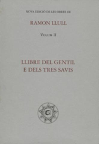 El Libre de gentil e los tres savis - Ramon Llull