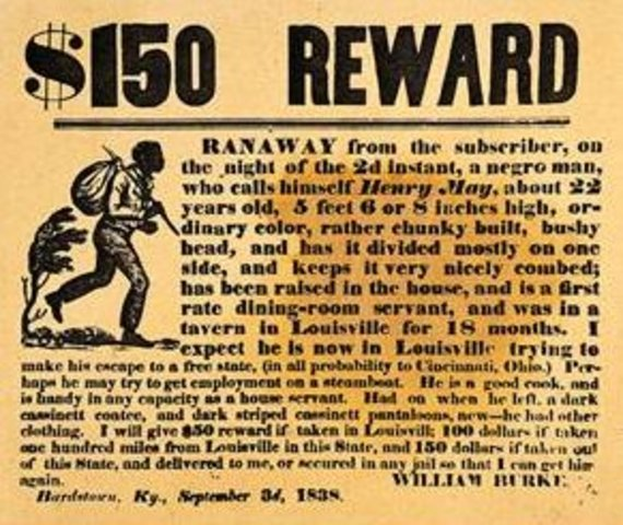 Wanted: Harriet Tubman