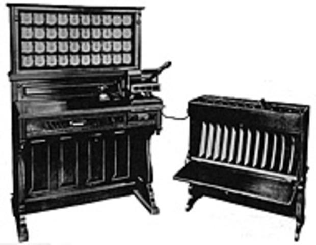 The Hollerith machine