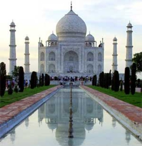 The day I went to India