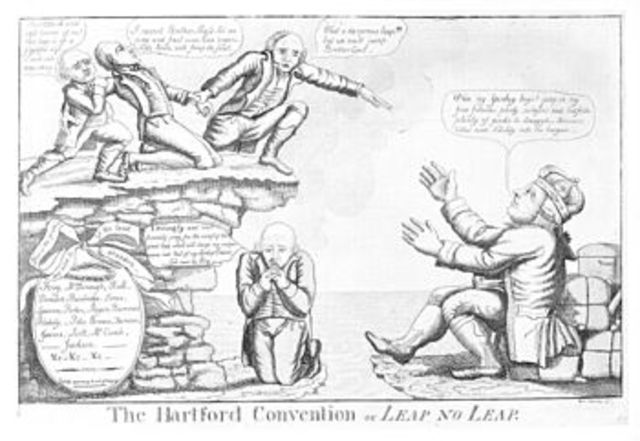 Hartford convention during the War of 1812