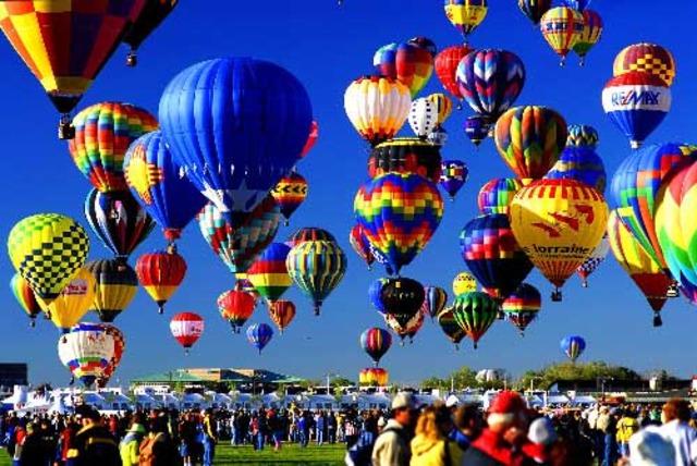 Balloon Fiesta Founded
