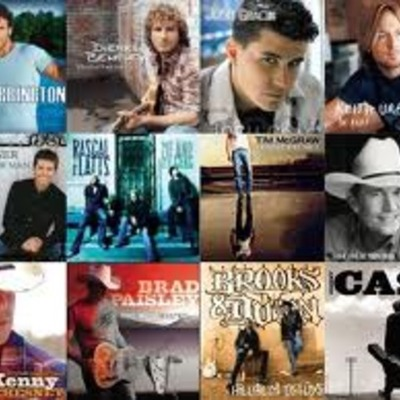 Favorite Country Music timeline