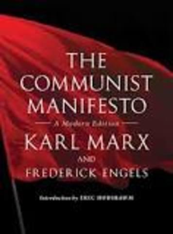 Marx and Engels publish The Communist Manifesto