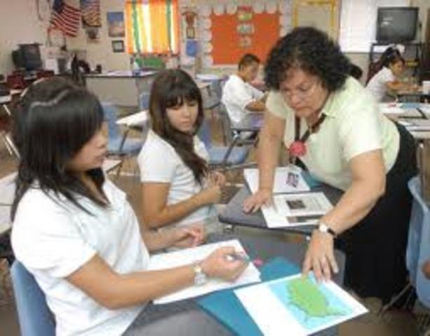 English Emmersion in Schools