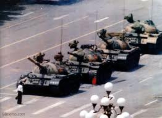 The Tiananmen Square Protests