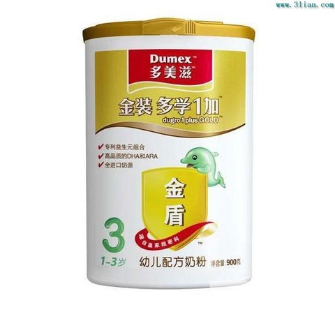 Dumex Recalled Globally