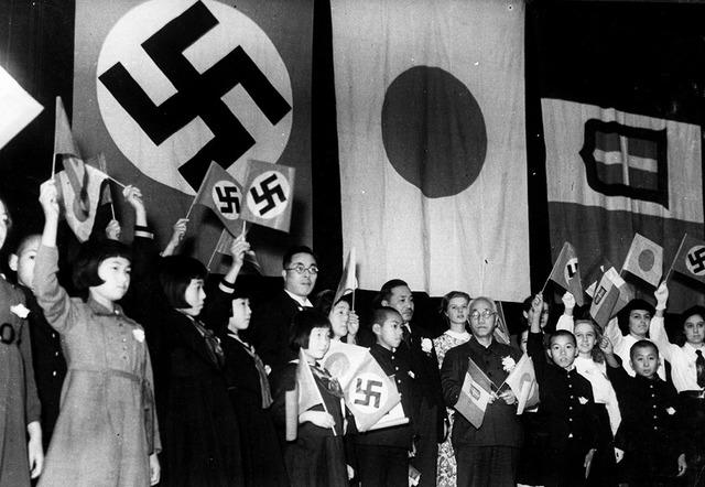 Germany and Japan sign treaty