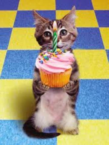 Roberts Birthday