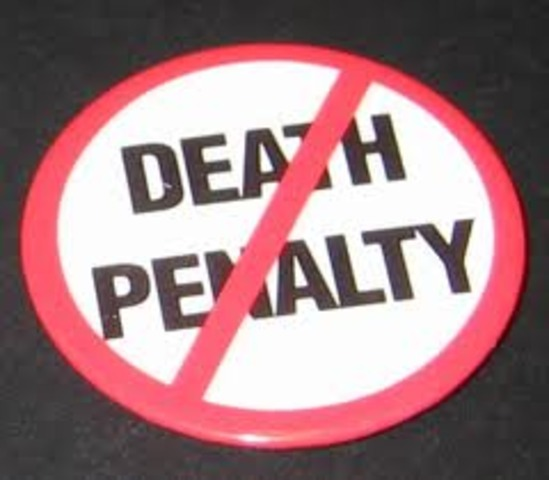 Death Penalty Abolished