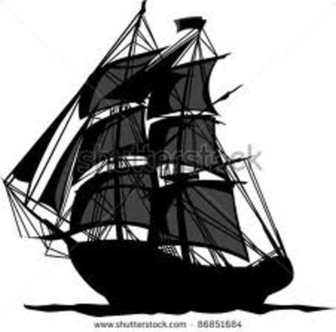 The family moved to Savona and Christopher Columbus travelled the seas as a pirate, or Privateer, attacking ships belonging to the Moors