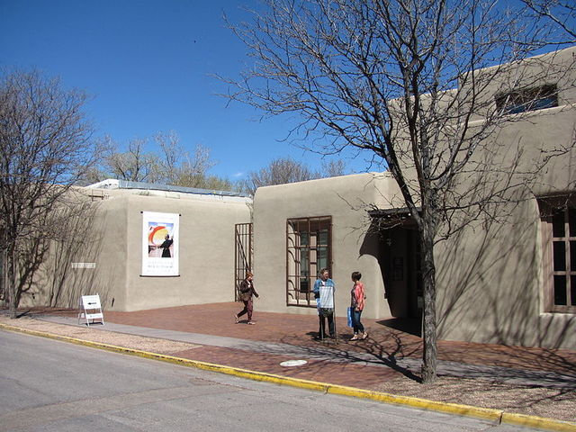 Georgia O Keeffe Museum